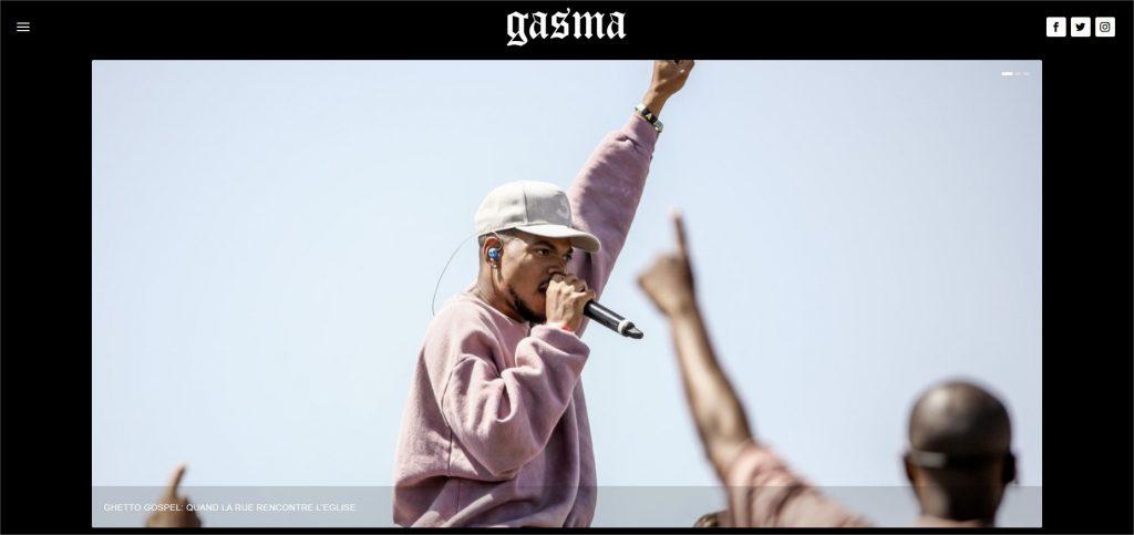 Site Gasma Media