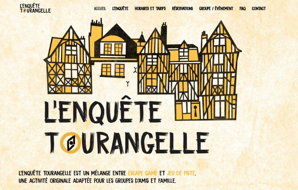 Site de L'Enquête Tourangelle