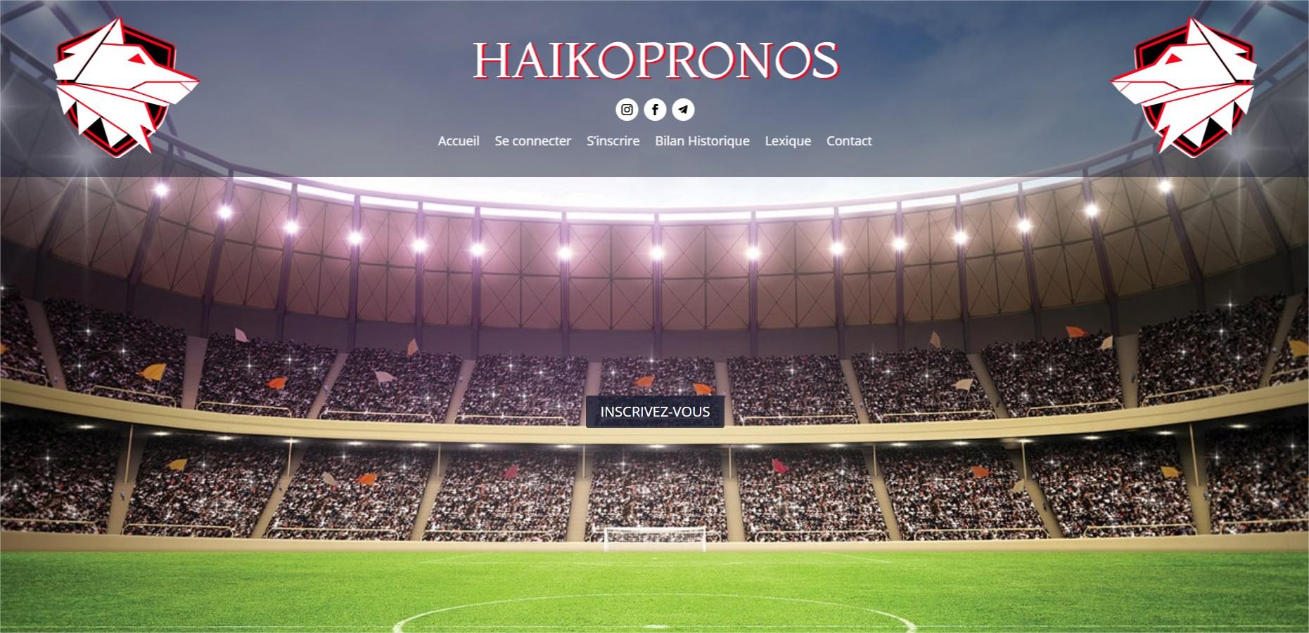 site Haikopronos