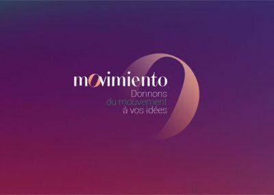 Création du site de Movimientio